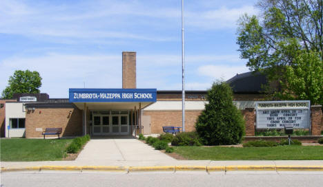 High School, Zumbrota Minnesota, 2010