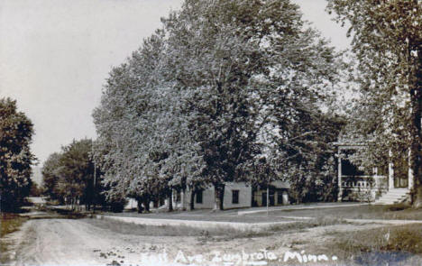 East Avenue, Zumbrota Minnesota, 1911
