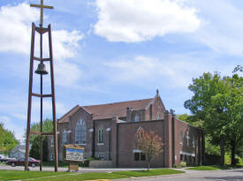 Christ Lutheran Church, Zumbrota Minnesota