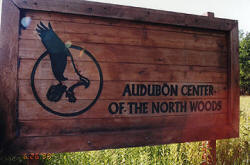 Audubon Center of the North Woods, Sandstone Minnesota