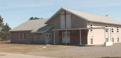 Assembly of God Church in Babbitt Minnesota