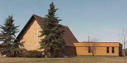 Evangelical Lutheran Church in Babbitt Minnesota