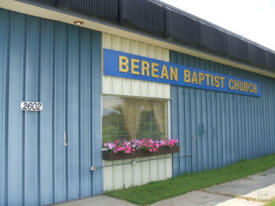 Berean Baptist Church, International Falls Minnesota