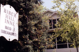 Birch Hill Inne Bed & Breakfast, Crosslake Minnesota