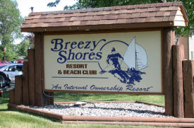 Breezy Shores Resort, Detroit Lakes Minnesota
