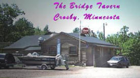 The Bridge Tavern, Crosby Minnesota