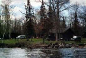 Northern Acres Resort & Campground, Bowstring Minnesota