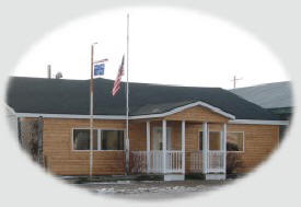 Akeley City Hall, Akeley Minnesota