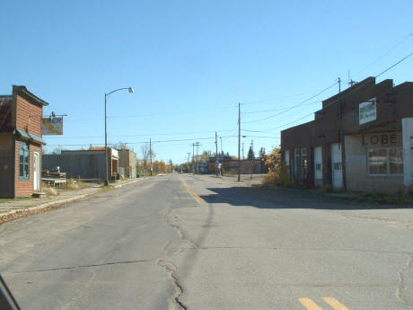 Street View of Cook Minnesota, 2004