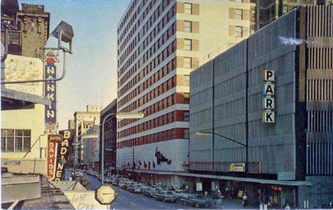 South 7th Street, Minneapolis Minnesota, 1960's