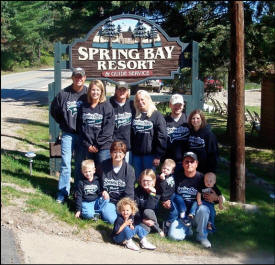 Spring Bay Resort, Cook Minnesota