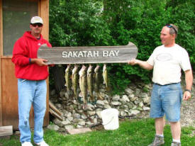 Sakatah Bay Resort Motel, Waterville Minnesota