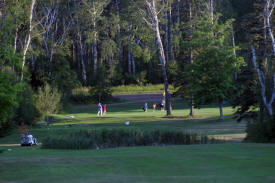 Gunflint Hills Golf Course, Grand Marais Minnesota