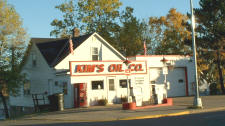 Kim's Oil Company in Gilbert Minnesota