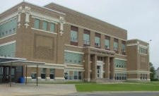Junior High School in Gilbert Minnesota