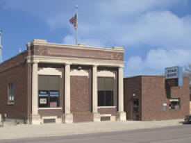 Star Bank, Graceville Minnesota