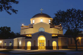 Holy Anargyroi Greek Orthodox Church, Rochester Minnesota