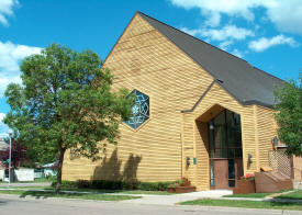 Zion Lutheran Church, International Falls Minnesota