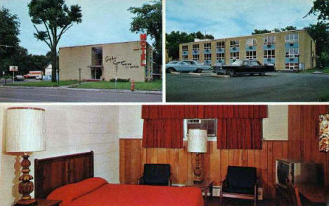 Gopher Campus Motor Lodge, Minneapolis Minnesota, 1960's