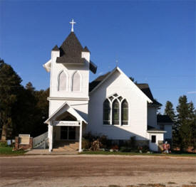 Scheie Lutheran Church, Mabel Minnesota