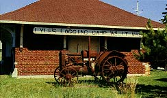 Lyle's Logging Camp, Cass Lake Minnesota