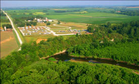 Harvest Farm Campground, Harmony Minnesota