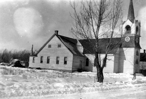 Lutheran Church, Baudette.