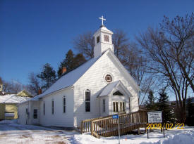 Weaver Methodist Church, Altura Minnesota
