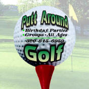 Putt Around Golf, Albany Minnesota