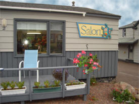Northern Hilites Salon, Grand Marais Minnesota