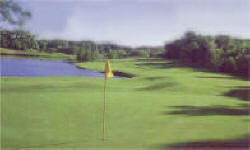 Blueberry Hills Golf Course, Deer River Minnesota