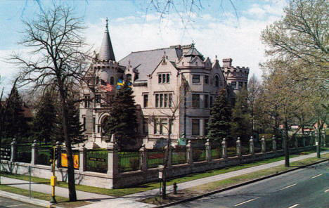 American Swedish Institute, Minneapolis Minnesota, 1960's