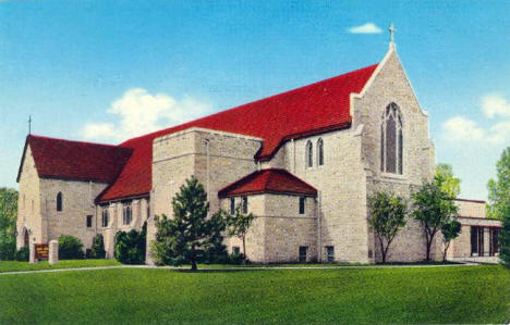 Diamond Lake Lutheran Church, Minneapolis Minnesota, 1960's