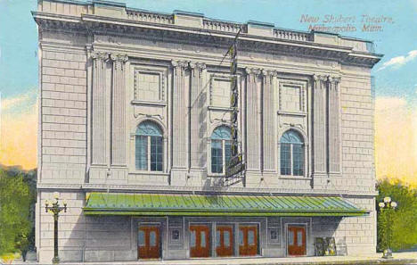 Shubert Theatre, Minneapolis Minnesota, 1911