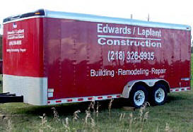 Edwards LaPlant Construction, Grand Rapids Minnesota