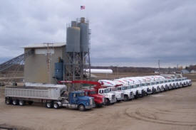 Worm's Ready Mix, Sauk Centre Minnesota