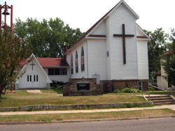 United Church Of Christ, Sandstone MN
