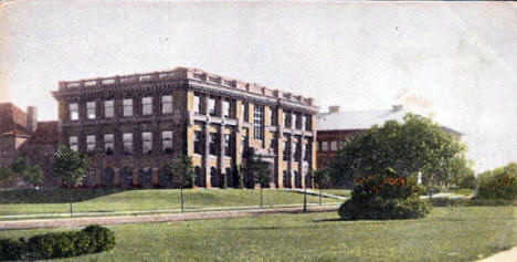 Physical Laboratory Building, Minneapolis Minnesota, 1905