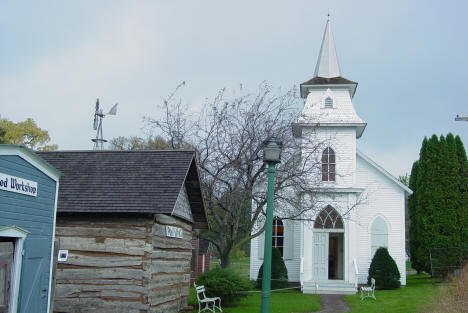 Freeborn County Museum, Library & Historical Village