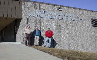 International Falls Water Treatment Plant