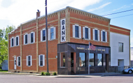 Farmers and Merchants State Bank, Alpha Minnesota, 2014