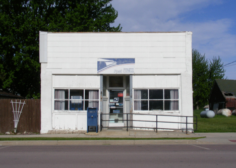 Post Office, Alpha Minnesota, 2014