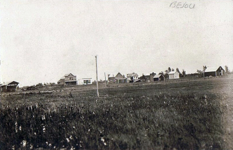General view, Bejou Minnesota, 1910's