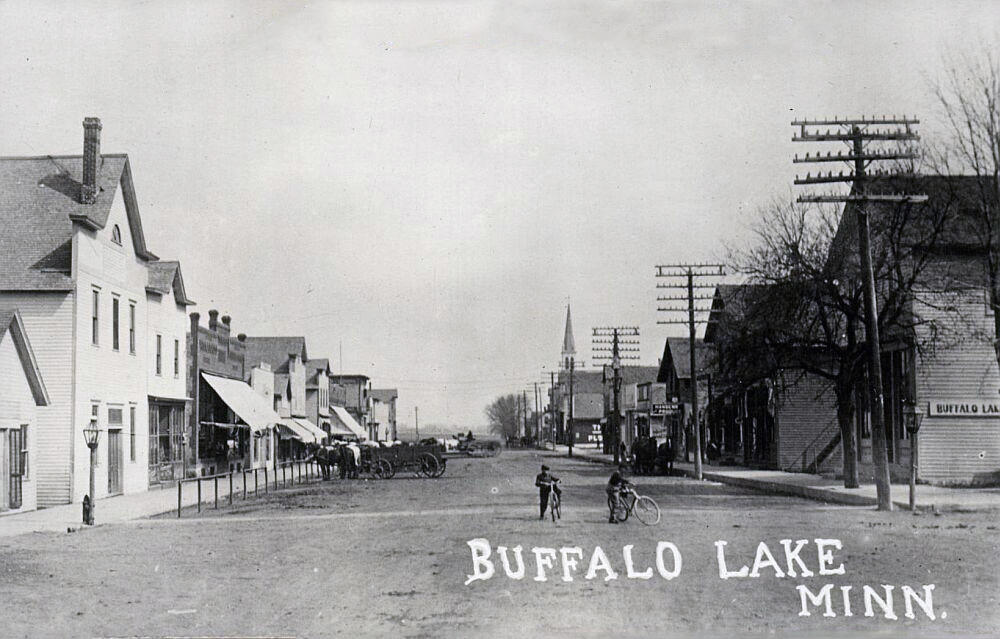 buffalo lake minnesota gallery