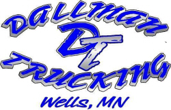 Dallman Trucking, Wells Minnesota