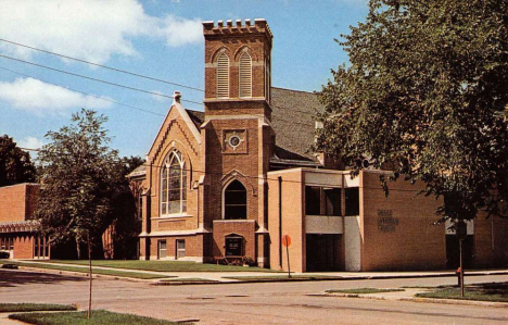 Grace Lutheran Church, Dawson Minnesota, 1970's