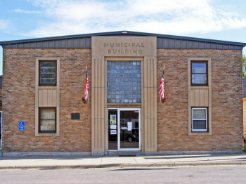 City Hall, Dunnell Minnesota