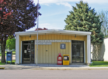 Post Office, Dunnell Minnesota