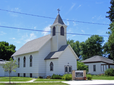 Salem Lutheran Church, Eagle Lake Minnesota, 2014