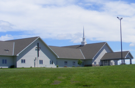 United Church of Christ, Eagle Lake Minnesota. 2014